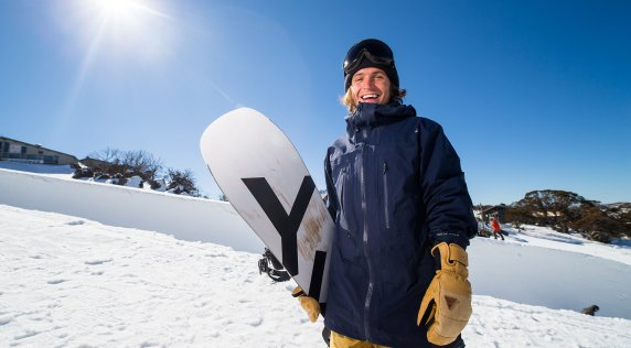How Austen Sweetin Became One Of The Top 10 Snowboarders In The World
