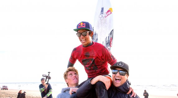 Kanoa Igarashi Wins Shoe City Pro