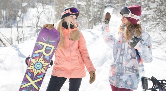 Torah Bright Backstage at the X Games