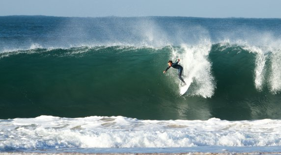 Watch: Stanley Norman In Portugal