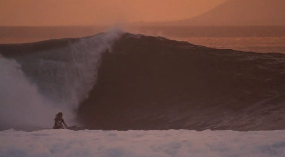Jesse Adams: Perfect Waves And Punk Rock