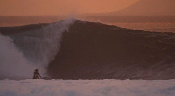 Jesse Adams: Perfect Waves And Punk Rock