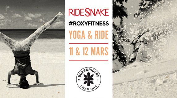 YOGA & RIDE - Chamonix