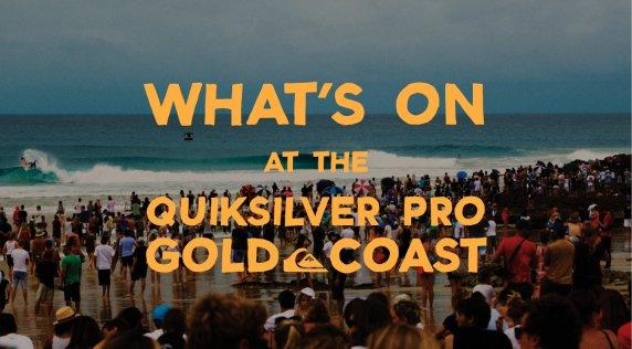 Quiksilver Pro Gold Coast 2017