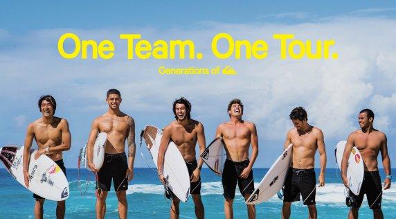 One Team. One Tour.