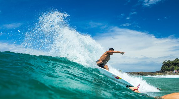Kehu Butler Wins Subway Pro Junior Trigg Beach