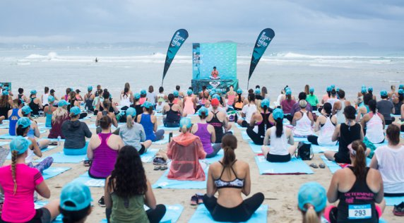 Rain, Hail or Shine at #ROXYfitness Gold Coast