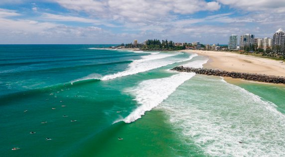 Gold Coast from A-Z