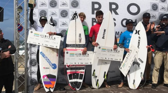 Kauli Vaast Wins Pro Junior At Biscarrosse