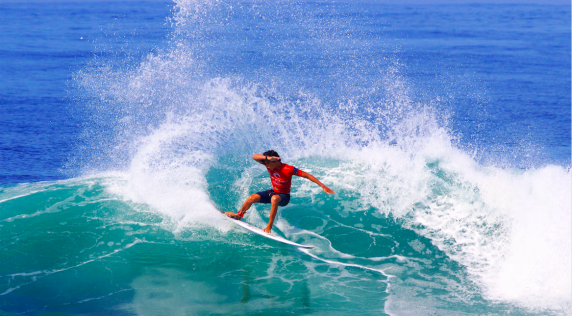 Kade Matson Wins International GromSearch Final As A Wildcard