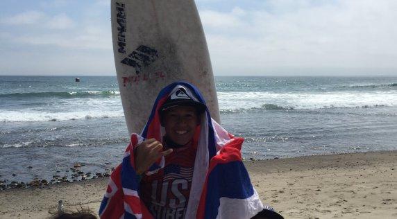 Jackson Bunch Wins USA Championship