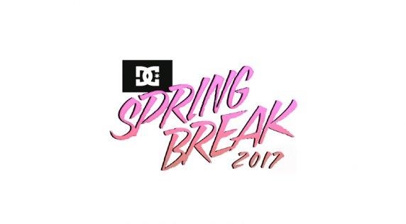 DC SNOWBOARDING SPRING BREAK 2017