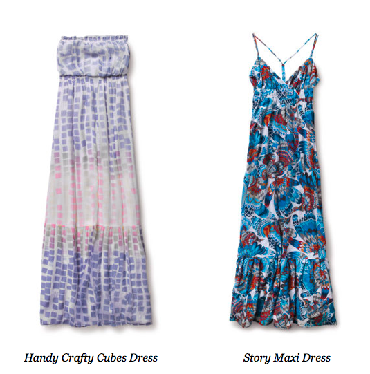 Inspired By: Maxi Dresses | Quiksilver