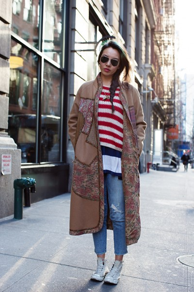 Street Style Inspiration The Downtown Girl Quiksilver