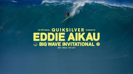 The Quiksilver in Memory of Eddie Aikau 2017