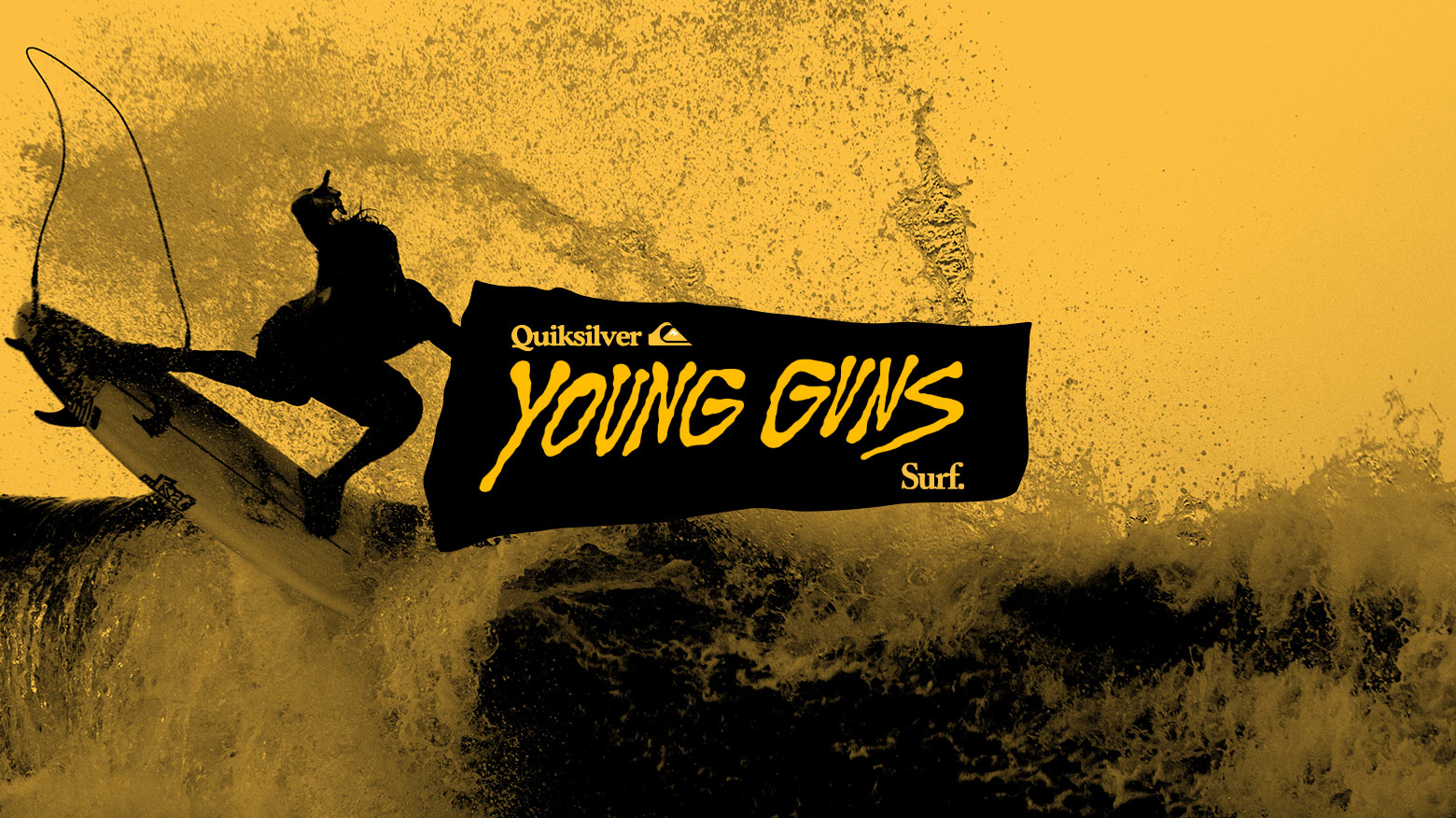 Quiksilver Young Guns Surf