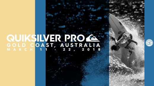 Quiksilver Gold Coast 2018