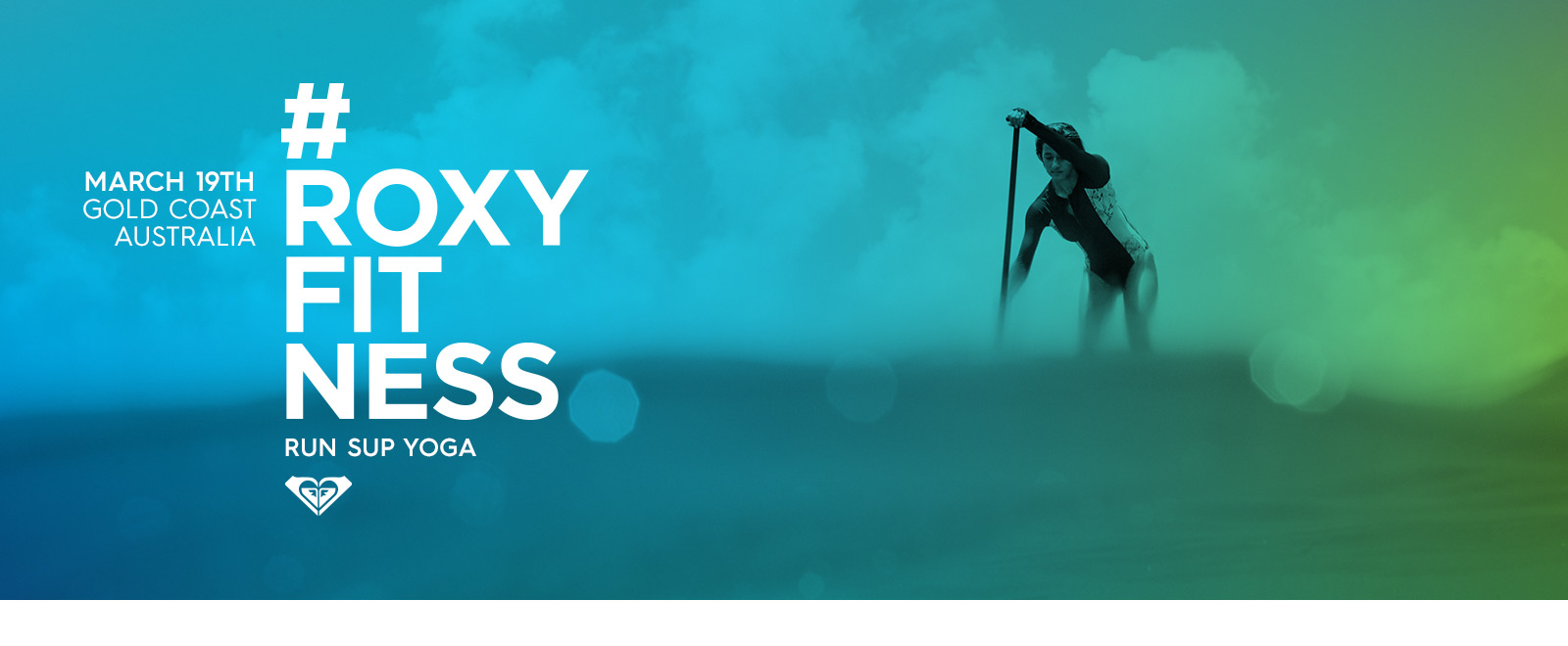 Women's fitness in Gold Coast, Australia #ROXYFITNESS | Roxy