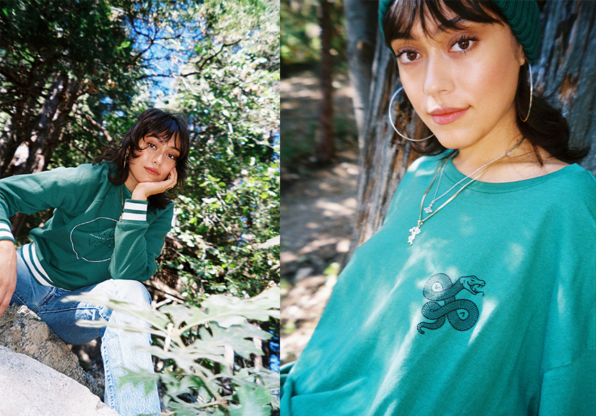 WOMEN'S HOLIDAY '19 LOOKBOOK