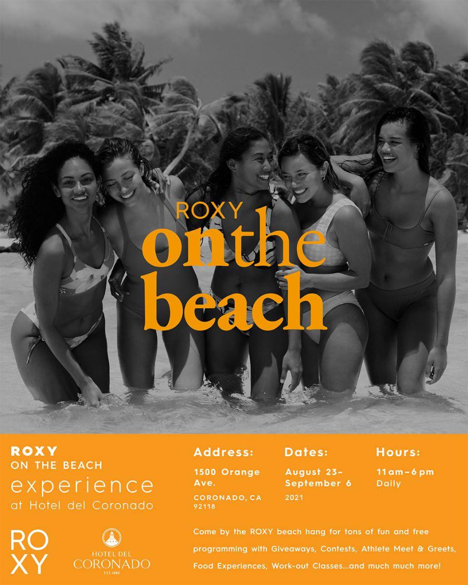 On The Beach - Hotel Del Coronado