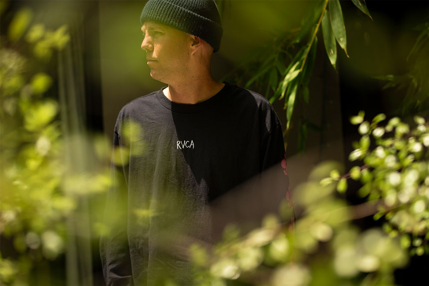 RVCA x Andrew Reynolds x Mike Lottie