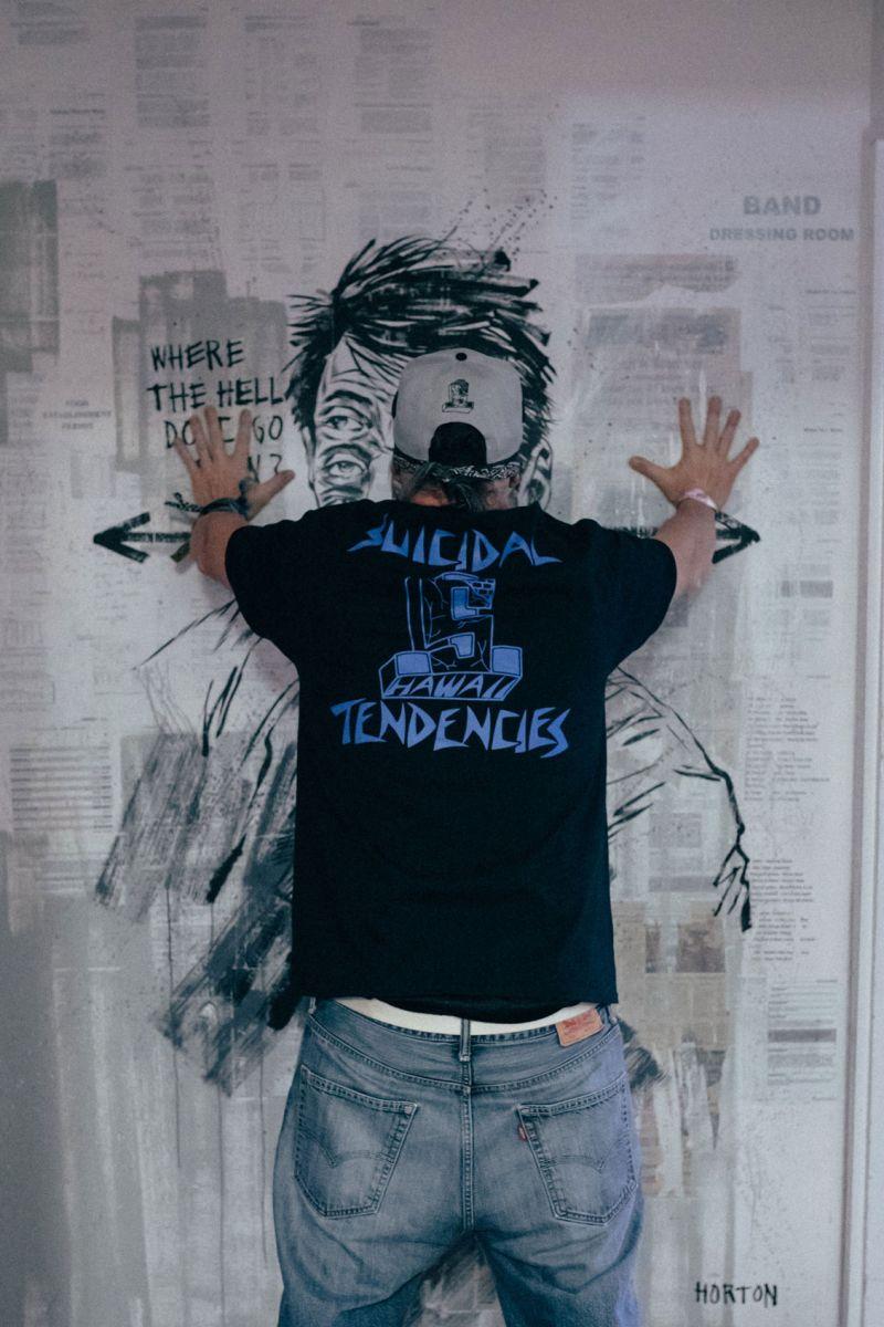 RVCA x Suicidal Tendencies