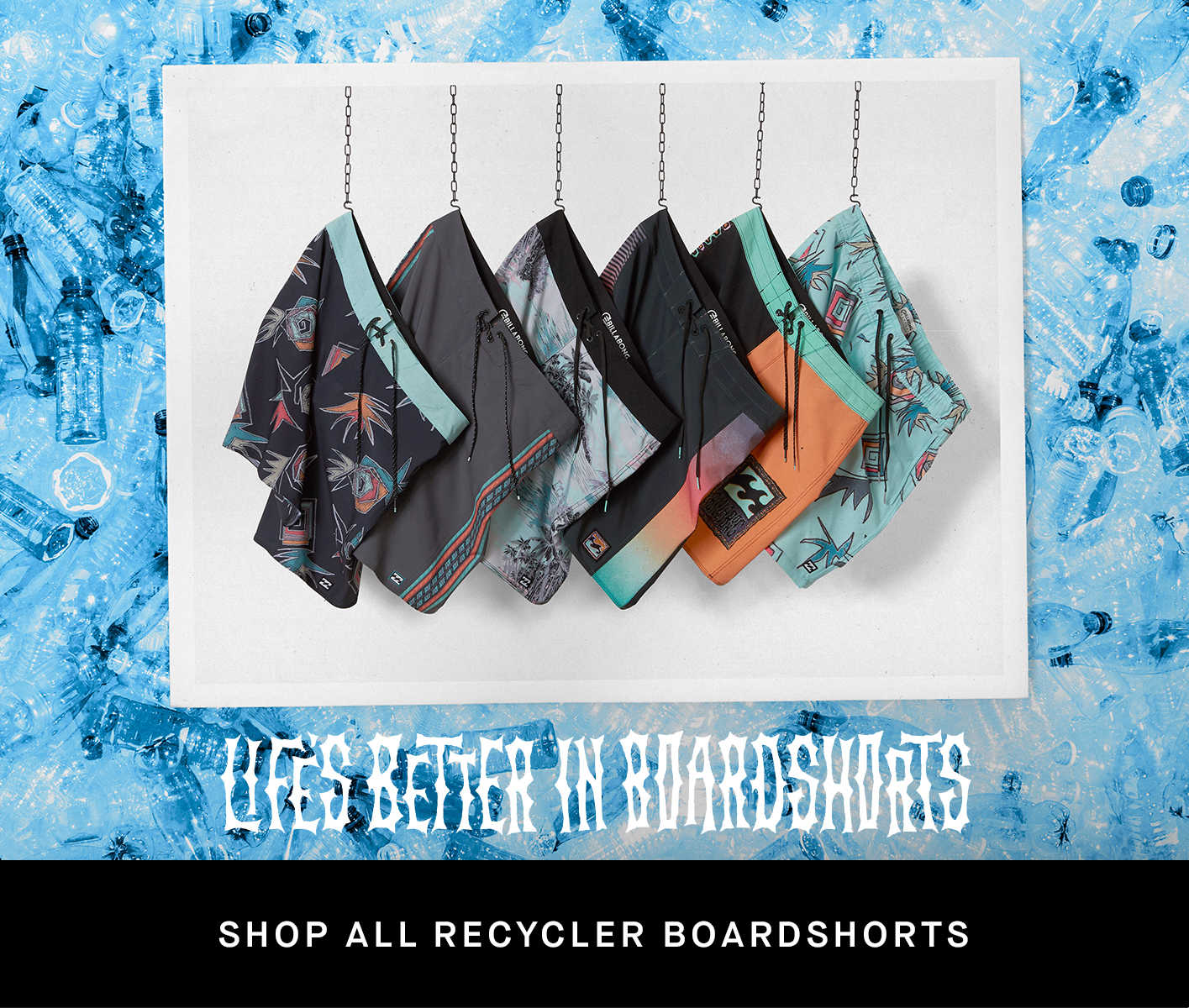 4306b4b691 Make the best boardshorts. Be good to the ocean. Life's Better in  Boardshorts.