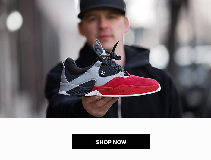 Dc shoes: kalis s shoe release party