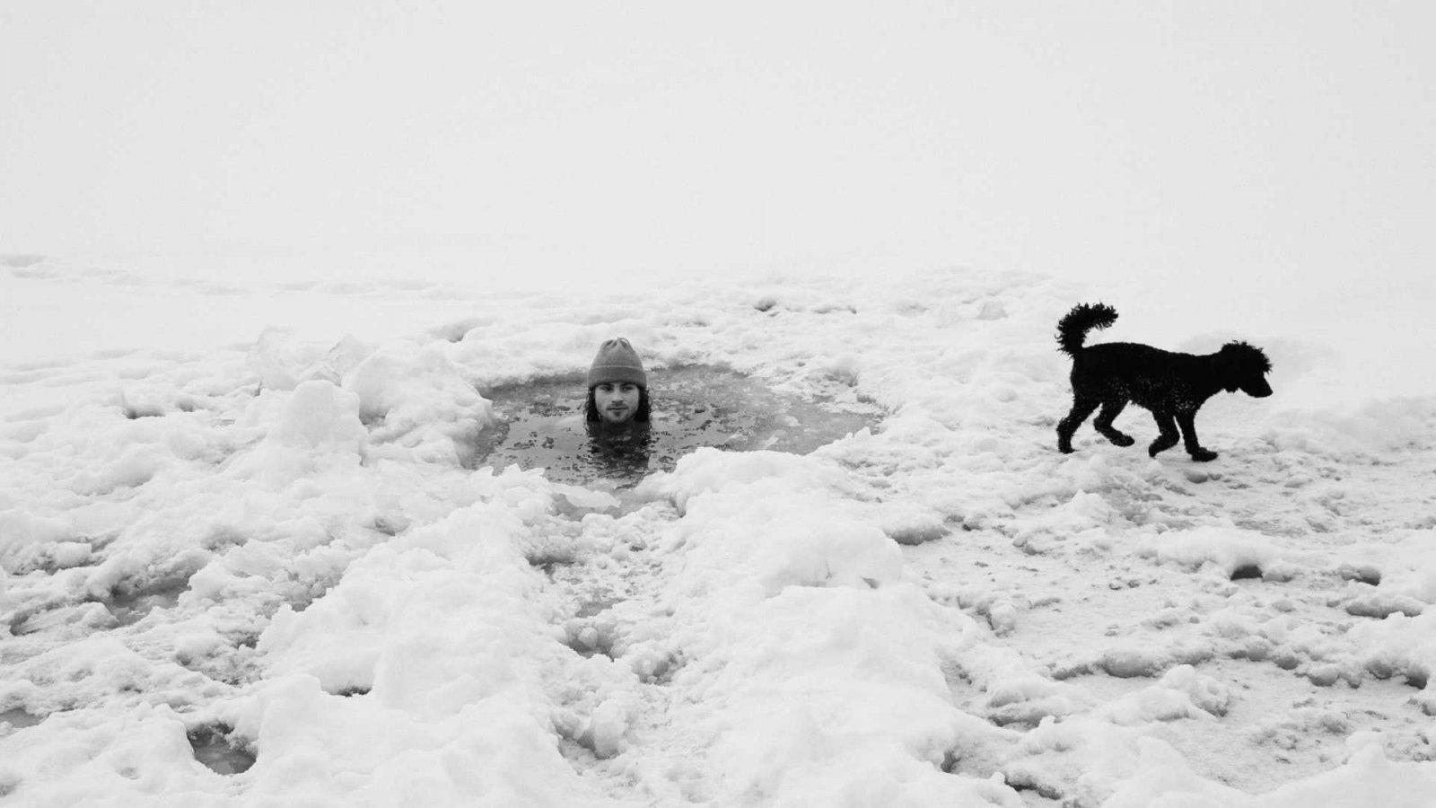 Jaakko Ojanen's Ice Bath