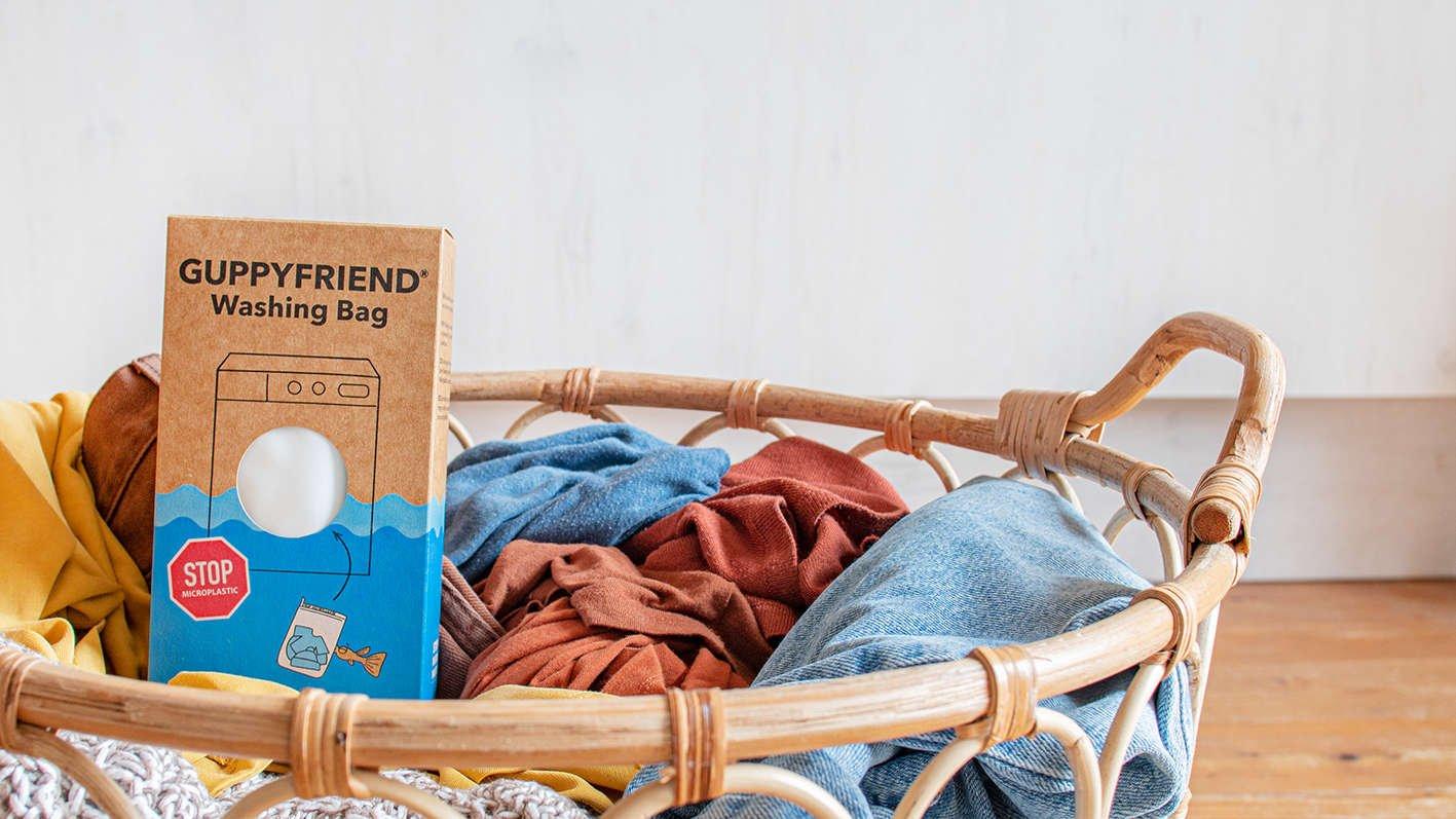GuppyFriend® Washing Bag