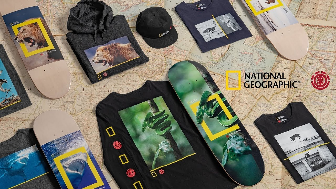 National Geographic & Element