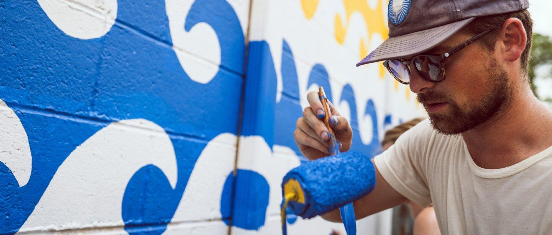 Schuyler Beecroft | ViBe Mural Festival
