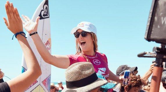 Congrats Caroline Marks! 2019 Gold Coast Pro Winner