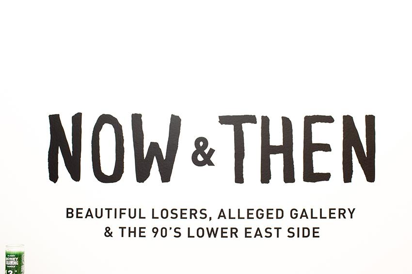 Now & Then | RVCA Beautiful Losers Exhibition | Rvca