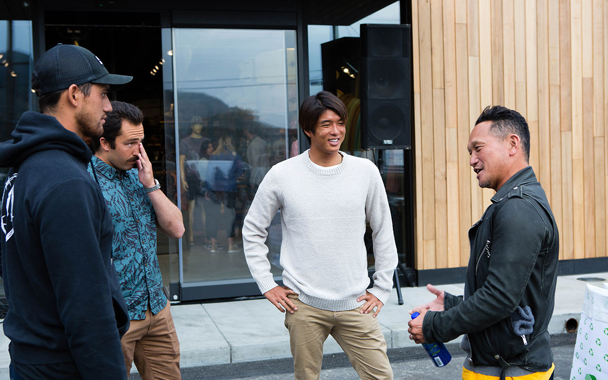 The Grand Opening of Boardriders Malibu | Quiksilver